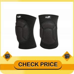 knee pad for paintball