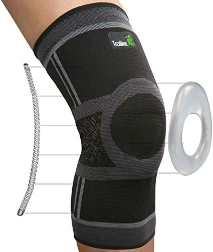 TechWare Pro Knee Compression Sleeve