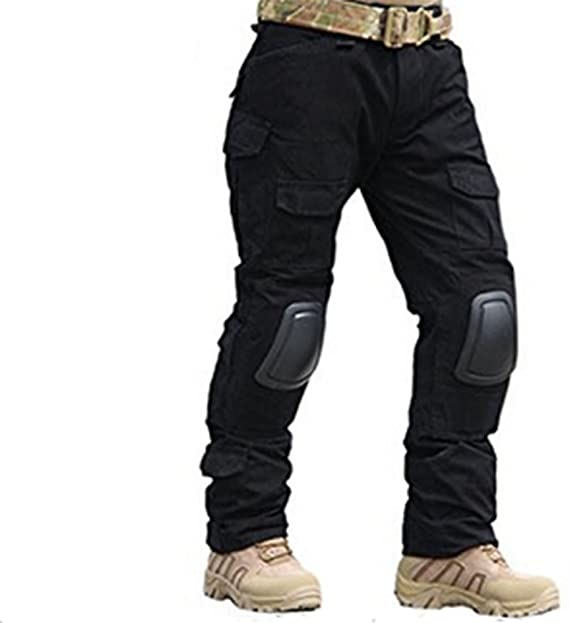LCE gods Military Pants with Knee Pads