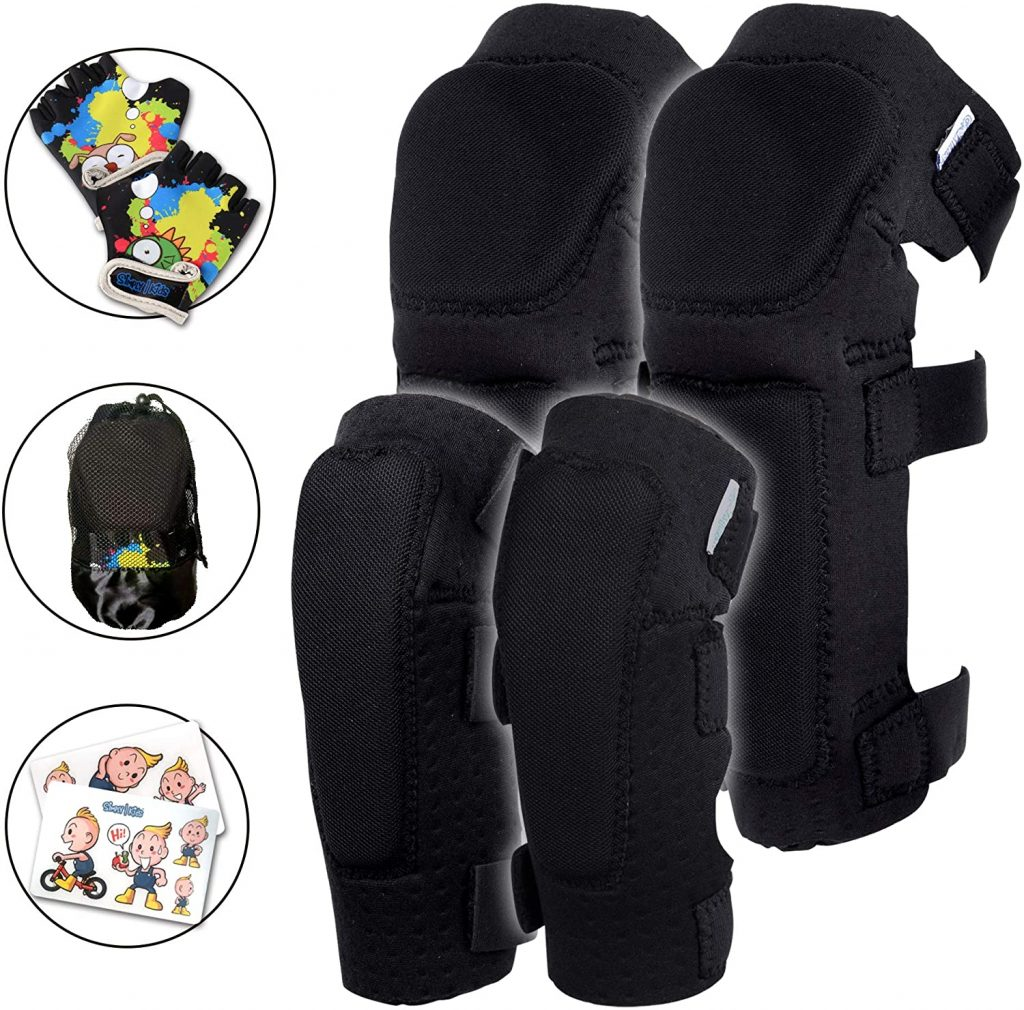 Best BMX Knee Pads For Kids By Simply Kids