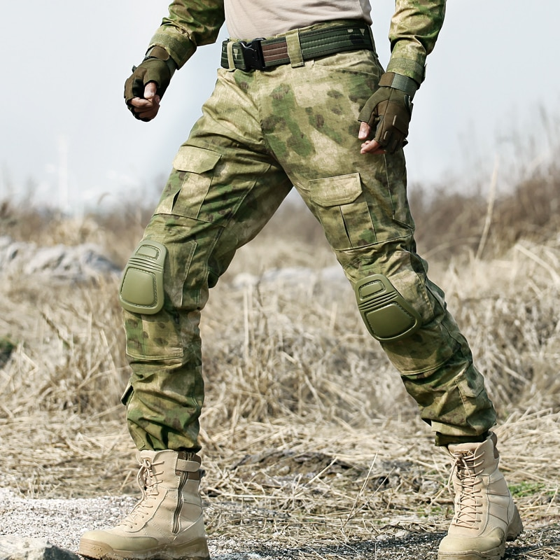The best available tactical pants with the knee pads.