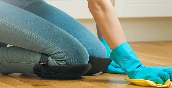 Advantages of knee pads for floor working