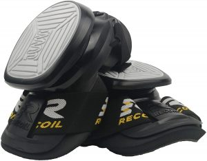 Knee Pads for Work by Recoil Knee Pads