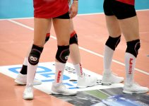 Why Nike essential knee pads for Volleyball are the best