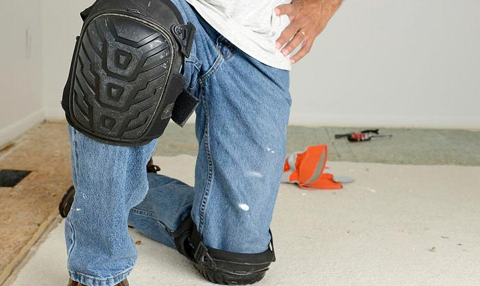 Advantages of professional knee pads for work